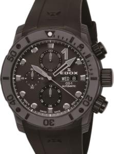 EDOX エドックス 01125-CLNGN-NING クロノオフショア1 カーボン クロノグラフ