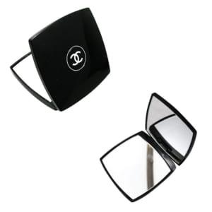 名入れ可能 CHANEL シャネル ミラー 鏡 手鏡 ミロワール ドゥーブル ファセット ダブルミラー コンパクト by NEXTORE-ネクストア-