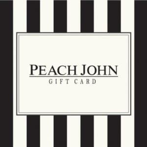 PEACH JOHN(ピーチ・ジョン) ギフト券 (3,000円) by PEACH JOHN(ピーチ・ジョン)