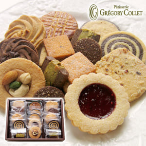 サブレ8種13枚+クッキー2袋入り 『サブレ・アソート』 by パティスリー グレゴリー・コレ