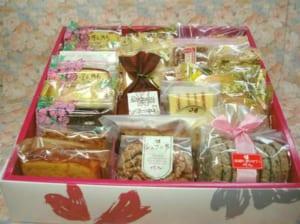 桜のつどい 焼き菓子&クッキー詰め合わせ