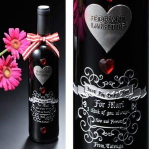 フェドリアーニ・ラフィット ハートラベル 赤ワイン
