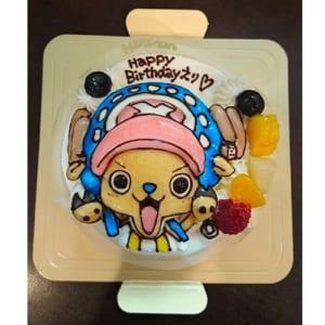 ☆立体生クリームデコレーションケーキ 4号☆ 12cm by カトルセゾン菓子夢