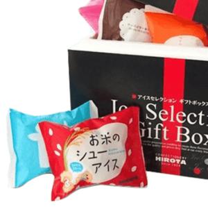 シューアイス 28個入 (9種類) 洋菓子のヒロタ