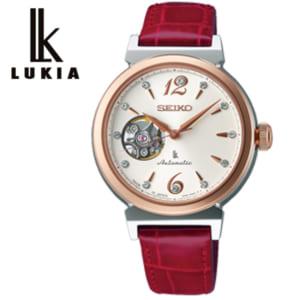 【送料無料】SEIKO セイコー LUKIA ルキア 自動巻き 手巻つき 腕時計 レディース うでどけい ウォッチ Lady's レディス【LUKIA0706】 by CAMERON