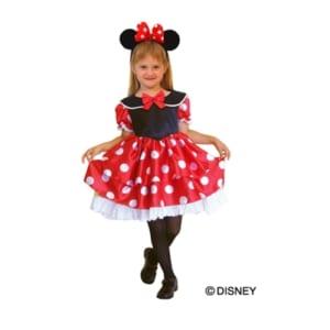 ☆即納☆【プリティコスチューム/ミニー お子様用】Minnie ディズニー公式商品 by Fillheartフィルハート