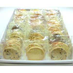 【Amman'sママンズクッキー50枚入り】「クッキーギフト」【母の日】クッキー詰め合わせ「手作りクッキー」【ホワイトデー】「プレゼント」サクサククッキー! by ロリアン洋菓子店