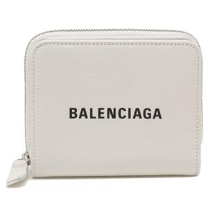 バレンシアガ EVERYDAY BILLFOLD エブリデイ ラウンドジップ 二つ折り財布