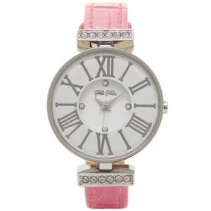 フォリフォリ 時計 FOLLI FOLLIE WF13A014SSW PI2 MINI DYNASTY ミニダイナスティ 腕時計 ウォッチ ピンク/ホワイト by ブランドショップAXES(日本流通自主管理協会会員)
