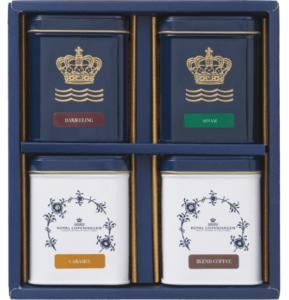 ロイヤル コペンハーゲン 紅茶・コーヒーセット