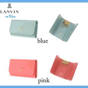 ランバン オンブルー キーケース レディース ランバンオンブルー LANVIN en Bleu リュクサンブール 480755 by コレカラスタイル Corekara Style
