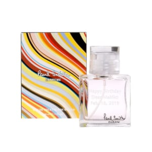 【名入れ女性用香水】 ポールスミス エクストレーム ウーマン 【彼女へのプレゼント】 by スマートギフト