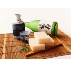 純米大吟醸を配合した神戸セレクション認定のコールド石鹸!神戸酒石鹸