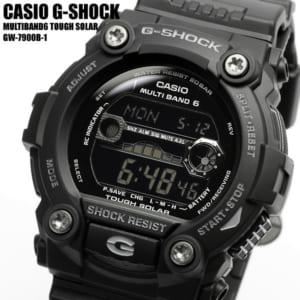 【CASIO/カシオ】 G-SHOCK Gショック 腕時計 メンズ 電波ソーラー 20気圧防水 GW-7900B-1 MEN'S うでどけい ギフト by CAMERON