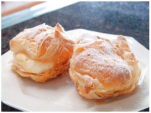 サクサク、ふわふわ、とろ~りクリーム 美味しさ、いっパイ、幸せいっ パイシュー 5個入り by お菓子工房ロリアン