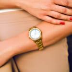 【50代×時計】大人の女性にぴったりなブランド腕時計はコレ!【仕事&カジュアル】