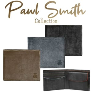 ポールスミス 財布 限定 メンズ 折り財布 二つ折り Paul Smith PCワックス 554839 J160 by コレカラスタイル Corekara Style