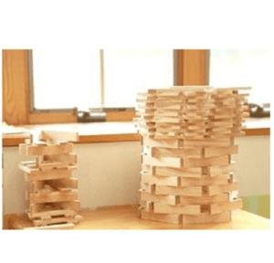 フランス生まれの木のおもちゃ 木製ブロック