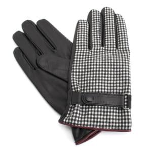 ランバンオンブルー 手袋 黒(ボルドー) LANVIN en Bleu lbj783264-235 メンズ 紳士 by セレクトショップ インスピレーション