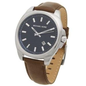 マイケルコース 時計 MICHAEL KORS MK8631 BRYSON メンズ腕時計 ウォッチ ブラウン/ブルー by ブランドショップAXES(日本流通自主管理協会会員)
