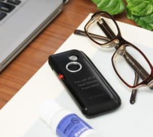 モバイルアロマディヒューザー ブラック