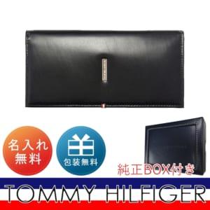 トミーヒルフィルガ―長財布