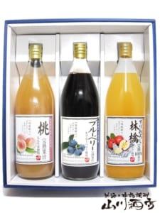 【 清涼飲料 】小池さんのこだわりジュースセット 1L×3本 by 酒の番人ヤマカワ