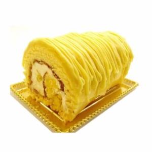 黄金のモンブランロール
