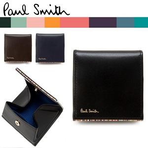 【送料無料♫】Paul Smith ポールスミス ストライプポイント2 コインケース メンズ プレゼント ギフト by ブランドギフトショップ ルーチェ