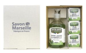マルセイユ香りの石鹸