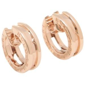 BZERO1 SMALL EARRINGS 18K ROSE GOLD