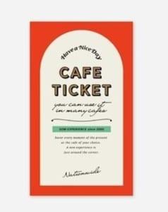 カフェシリーズ 全国版