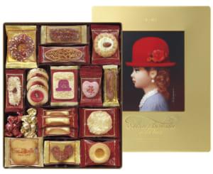 赤い帽子 ゴールド by EMBLEM