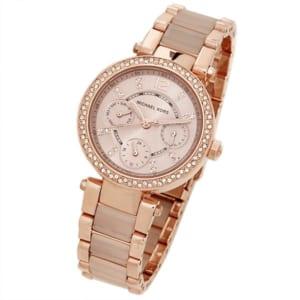 マイケルコース パーカー腕時計