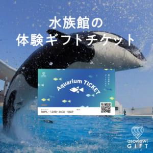 Aquarium TICKET(ペアチケット) by asoview! GIFT(アソビューギフト)