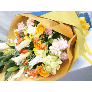 四季折々の花束