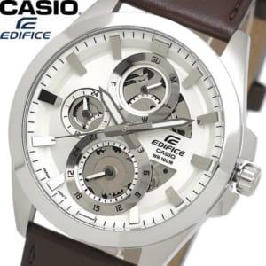 カシオ「エディフィス」 腕時計 ウォッチ メンズ 男性用 クオーツ