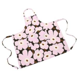 「マリメッコ」エプロン ピエニ ウニッコ レディース 花柄