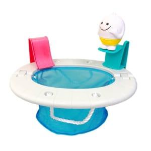 「サゴサゴ」お風呂プレイセット イエティ プールパーティ プレイセット