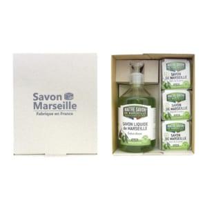 「マルセイユの香りの石鹸」オリーブセレクション