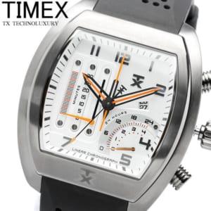 「タイメックス(TIMEX)」 メンズ クロノグラフ 腕時計