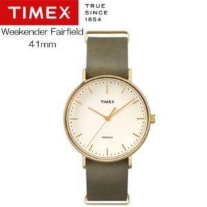 「TIMEX(タイメックス)」 ウィークエンダーフェアフィールド