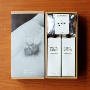 アイスコーヒーギフト(たっぷり1000ml×2本+ドリップバッグ詰め合わせ)