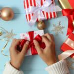 【ラッピングアイディア集】ご自宅で簡単!クリスマスプレゼントも工夫次第で魅力がアップ
