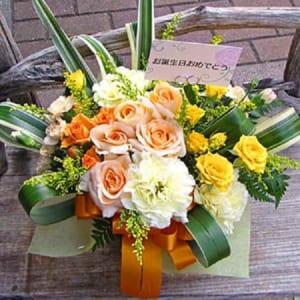 《アレンジメント・花束》店長おまかせアレンジor花束