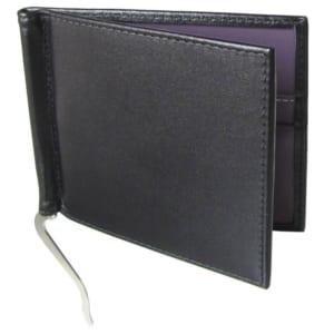 エッティンガー財布 メンズ 札ばさみ 二つ折り