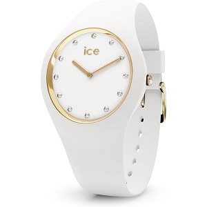 2年保証 新品 ICE WATCH アイスウォッチ ICE cosmos アイス コスモ 腕時計 016296 SWAROVSKI スワロフスキー White Gold ホワイトゴールド Medium ミディアム メンズ レディース by 光雅晶