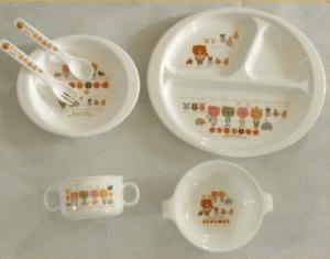 【アナノカフェの食器セット】