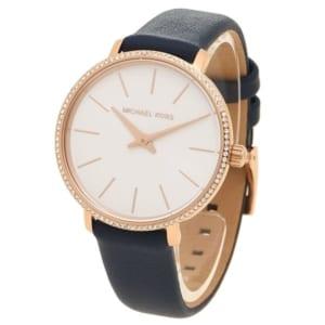マイケルコース 時計 MICHAEL KORS MK2804 PYPER パイパー レディース腕時計ウォッチ ブルー by ブランドショップAXES(日本流通自主管理協会会員)