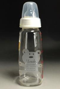 名入れ哺乳瓶★出産祝い・出産記念の決定版!